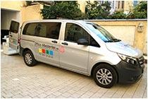 Service-Fahrzeug Office-Mastertec Tsompanidis