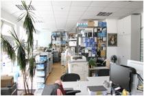 Büro Orleansstraße Office Mastertec Tsompanidis Büromaschinen